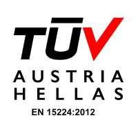 TUV - EN 15224:2012