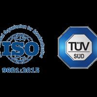 TUV - ISO 9001-2015