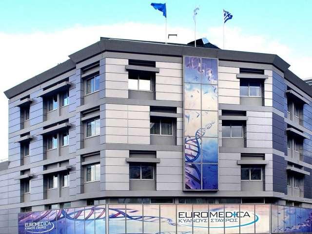 Κυανούς Σταυρός Euromedica